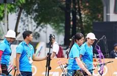 第29届东南亚运动会:越南队暂时排在第七位