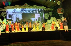 第15次越南会安市—日本文化交流活动在广南省开幕