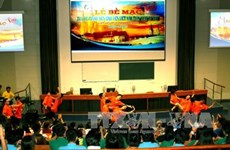 第三届全欧越南学生青年夏令营: 离去是为了回来