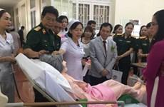 日本协助越南培训高素质护理人员