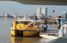 胡志明市水上巴士投入试运行