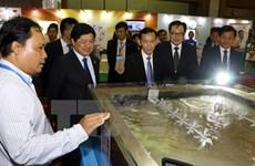 2017年APEC会议:农业新技术和粮食产品展在芹苴市开展