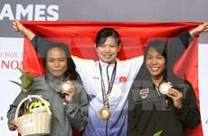 第29届东南亚运动会:各名运动员表现出色  越南总奖牌榜上名列第三位
