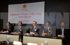 大力推动日本企业对越南金融领域进行投资