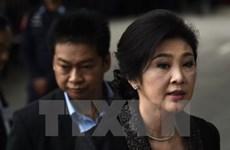 泰国警方加强安检措施 确保前总理英拉案件审判顺利进行