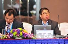 APEC 2017: 2017年亚太经合组织(APEC)第三次高官会的第八个工作日活动密集