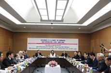 越南共产党与日本共产党的第七次理论交流会在东京举行
