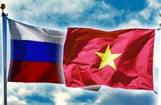 培育越俄友谊之树   促进越俄全面战略伙伴关系