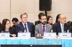 2017年APEC第三次高官会及相关会议27日进入尾声