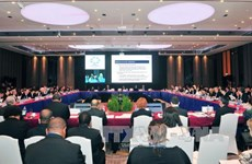 2017年APEC会议: APEC成员高度评价越南所提出的倡议
