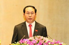 国家主席陈大光致2017-2018新学年贺信
