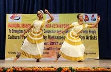 """""""印越文化对接""""图片展在印度举行"""