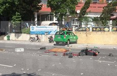 国庆假期期间交通事故死亡人数58人