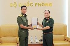 越南与缅甸加强军队医院医疗合作