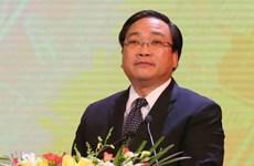 河内市委书记黄忠海对柬埔寨进行工作访问