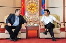 美国 AES希望对越南能源项目进行投资