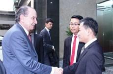 进一步加强越南与巴西民间交流与合作