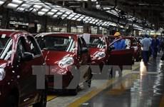 今年前8月越南汽车销量同比下降6%