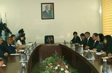 越南共产党代表团对阿塞拜疆进行工作访问