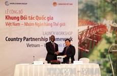 《越南国家伙伴框架(2017-2022年)》出炉