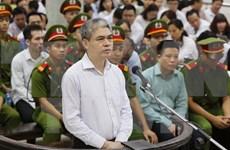 何文深及同犯贪污案:原海洋商业银行董事长阮春山被建议判死刑