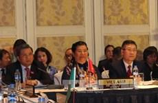 越南国会副主席丛氏放出席第38届东盟议会联盟大会