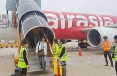 亚洲航空公司开通从金兰国际机场飞往吉隆坡的国际往返直达航线