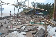 第十号台风造成9人死亡4人失踪