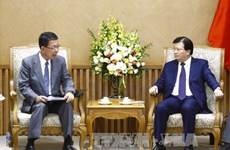 越南政府为外国投资商平等竞争提供便利