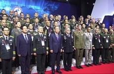 越南代表出席太平洋地区陆军参谋长会议及陆军管理研讨会