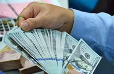 9月20日越盾兑换美元中心汇率上涨3越盾