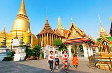 8月份泰国游客接待量创历年同期新高
