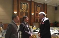 越南与印度伙伴关系和繁荣的展望