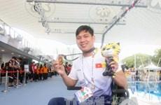 2017年东盟残疾人运动会:越南获得31枚金牌