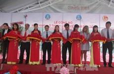 首批越南火龙果对澳大利亚出口仪式在隆安省举行