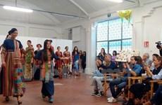 越南文化日活动在意大利威尼斯举行