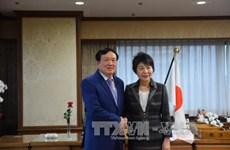日本法务省继续协助越南完善法律体系