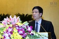 越南国会办公厅代表团对意大利进行访问