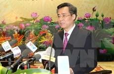 越共中央直属机关党委代表团对新加坡进行工作访问