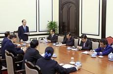 陈大光:全面推进2017年APEC领导人周各项筹备工作