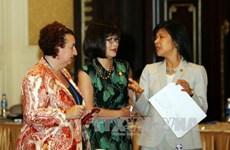 2017年亚太妇女与经济论坛:妇女谈妇女赋权