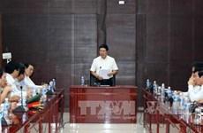 越南政府副总理范平明主持APEC领导人会议周流程预演