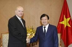 越古政府间联合委员会为深化两国关系扮演重要角色