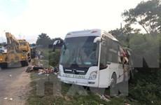 2017年前9月越南交通事故死亡人数6125人
