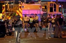越南领导人就美拉斯维加斯市枪击事件向美总统致慰问电