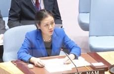 越南承诺努力实现联合国可持续发展目标