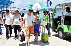 越南广宁省姑苏岛县旅游的发展令人印象深刻