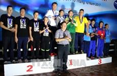 2017年国家游泳和潜水锦标赛正式落幕