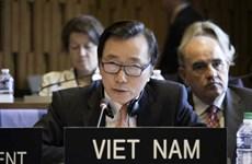 联合国教科文组织总干事第三轮投票:越南候选人退出选举