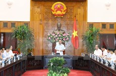 阮春福总理:石油与天然气行业应坚定信心迎难而上实现稳步发展